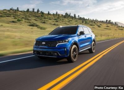 Kia-Sorento-Best-Gas-Mileage-SUV