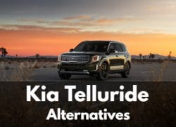 Kia Telluride Alternatives
