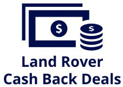Land Rover Cash Deals