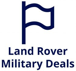 Land Rover Military Deals