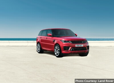 Land Rover Most Reliable Midsize SUV