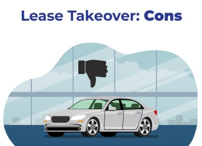 Lease Takeover Cons