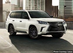 Lexus LX Most Reliable SUVs