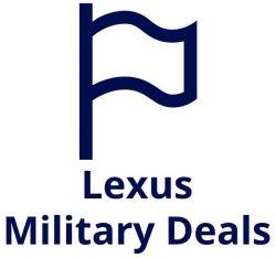 Lexus Military Deals