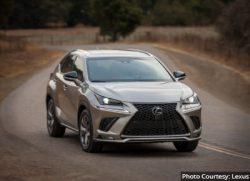 Lexus NX Most Reliable SUVs