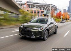 Lexus UX Most Reliable SUVs