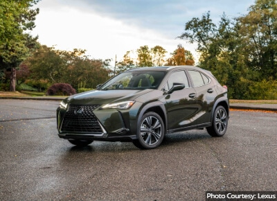 Lexus UX Most Reliable Subcompact SUV