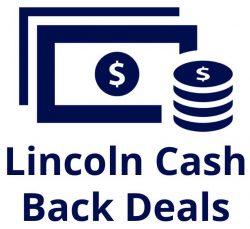 Lincoln Cash Deals