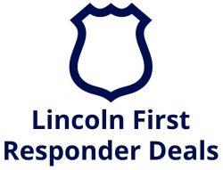 Lincoln First Responder Deals