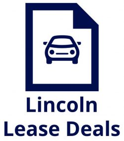 Lincoln Lease Deals