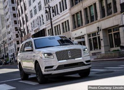 Lincoln Navigator Best Luxury SUV
