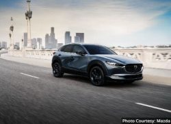 Mazda CX-30 Best Family Vehicles
