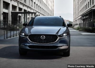 Mazda CX-30 Most Fuel Efficient SUV