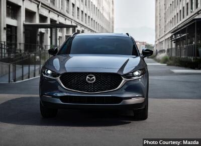 Mazda CX-30 Most Reliable Subcompact SUV