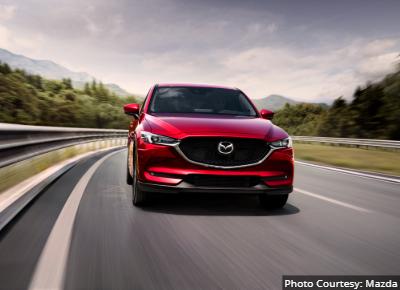 Mazda CX-5 Best SUV by Size