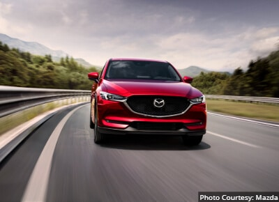 Mazda CX-5 Reliable Compact SUV