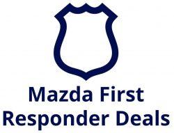 Mazda First Responder Deals