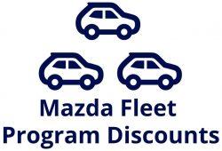 Mazda Fleet Discounts