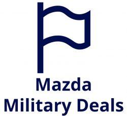 Mazda Military Deals