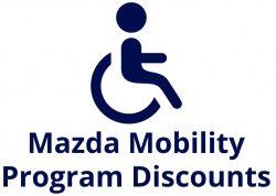 Mazda Mobility Discounts