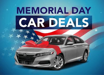 Memorial Day Car Deals