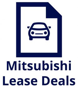 Mitsubishi Lease Deals