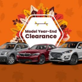 End of Model Year Car Deals [Fall 2021 Edition]