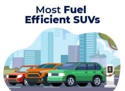 Most Fuel Efficient SUV