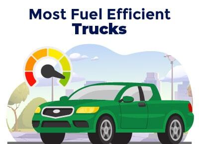Most Fuel Efficient Trucks