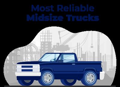 Most Reliable Midsize Trucks