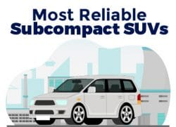 Most Reliable Subcompact SUV