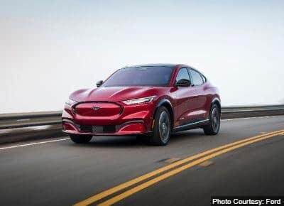 Mustang Mach-e Crossover Segment