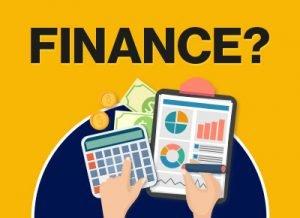 Negotiate financing