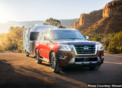 Nissan Armada Best Towing