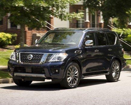 Nissan Armada Deals