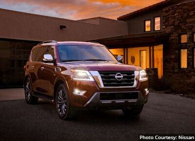 Nissan Armada Most Reliable Full Size SUV
