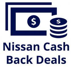 Nissan Cash Deals