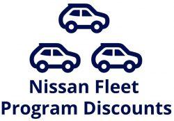 Nissan Fleet Discounts