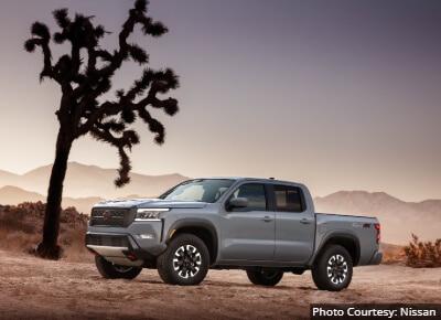 Nissan Frontier Best Trucks by Size