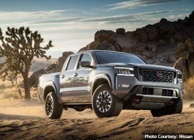 Nissan Frontier Reliable Midsize Truck