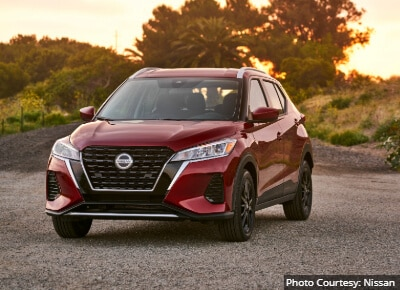 Nissan Kicks Best SUV Under 20K