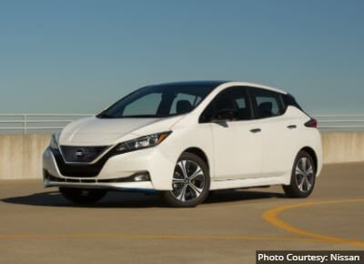 Nissan Leaf Cheapest EV