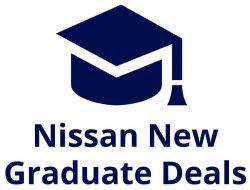 Nissan New Graduate Deals