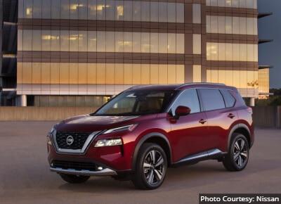 Nissan Rogue Best Gas Mileage SUV
