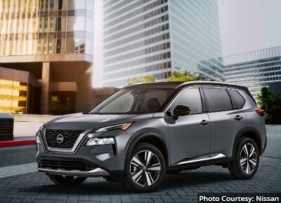 Nissan Rogue Most Fuel Efficient SUV