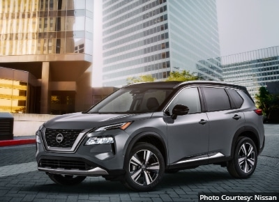 Nissan Rogue Tale of Tape