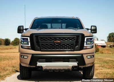 Nissan Titan XD Off-Road Trucks