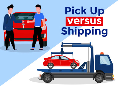 Pick Up v Shipping