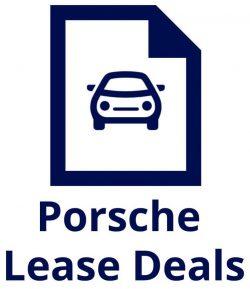 Porsche Lease Deals