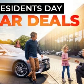 Presidents Day Weekend Car Sales [2021 Edition]